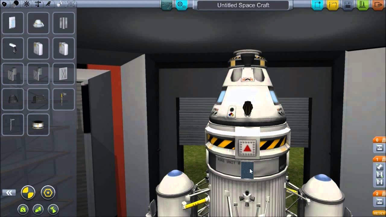 KSP Mun Landing Tutorial Part 1: Building Mun Rockets