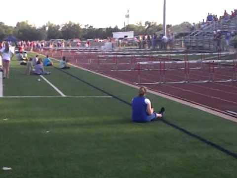 Noah Shibley 110 hurdles Wimberly TX