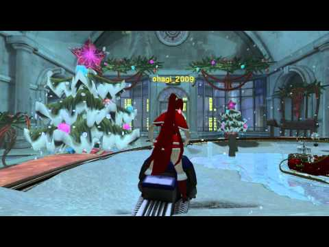 PlayStation Home NAs Archives Guide of Snow Globe Apartment