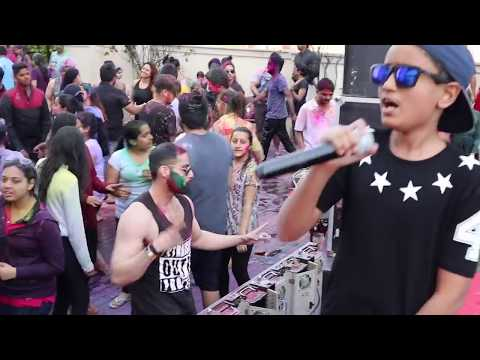 NODDY KHAN | CAFY KHAN | HOLI EVENT 2017 | HOLIDAY INN CHANDIGARH