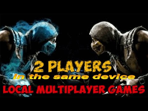Top 5 Best Local Multiplayer Games ( Splitscreen games / Same device/PS4/XBOX/max 2GB RAM FOR PC)