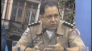 Mesa de Debates   17 DE FEVEREIRO DE 2017   SEGURANÇA PÚBLICA – CASO ESPÍRITO SANTO
