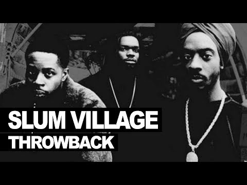 Slum Village freestyle - very rare! First time released