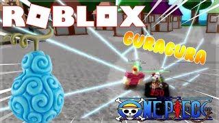 Roblox review trai ac quy Gura Gura No Mi - SanWichMan