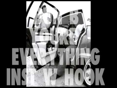 Bun-B You're Everything (Instrumental) With Hook