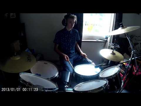 Evening, Morning - Bombay bicycle club (drum cover)