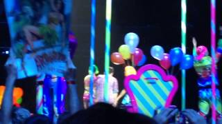 Katy Perry- Birthday DC  Verizon Center 6/26/14