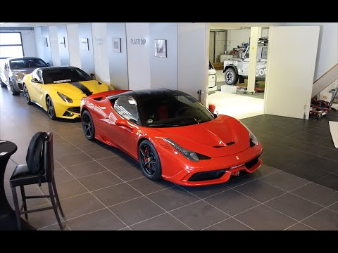 Week 29 - JDC TV - Rolls Royce Wraith, Porsche Cayenne, Ferrari F12 Berlinetta