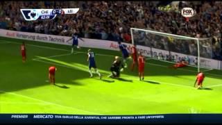 Chelsea Vs Leicester City 2 0 2014 ~ Goal Diego Costa ~ Premier League 23   08   2014 HD
