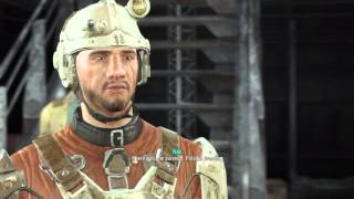 Fallout 4 PS4 - The Lost Patrol - Investigate the bunker and FINAL DIALOGUE