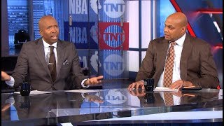 Inside the NBA - The crew discuss Eastern Conference All-Star starters | January 24, 2019
