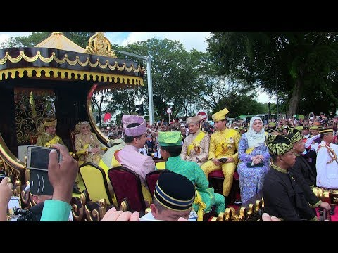 Golden Jubilee of the Sultan of Brunei's Reign - 2 of 2