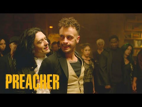 'Cassidy's Betrayal by Eccarius' Inside Ep. 309 BTS | Preacher