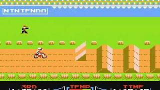 NES Games in GBA: Excitebike