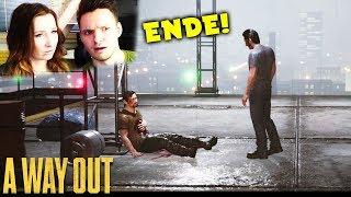 WIR KÖNNEN DAS ENDE NICHT GLAUBEN !!! | A Way Out (Part 7 ENDE)