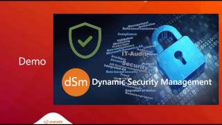 Securing ERP: Security Management for Microsoft Dynamics AX