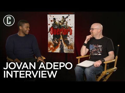 Jovan Adepo Interview Overlord, Jack Ryan Season 2 And Central Park Five