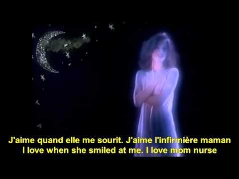 Mylène Farmer - Maman a tort - English & French Lyrics Paroles Translation