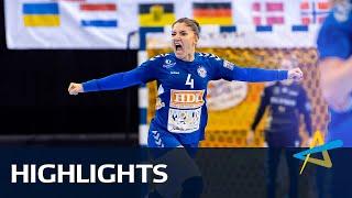 Highlights | CSM Bucuresti vs Rostov-Don | DELO WOMEN'S EHF Champions League 2019/20