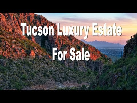 Tucson Luxury Real Estate For Sale Catalina Foothills