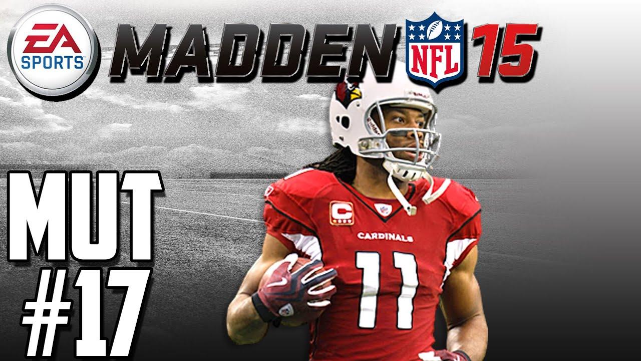 Madden nfl 15 madden ultimate team ep 17 playoff birth already
