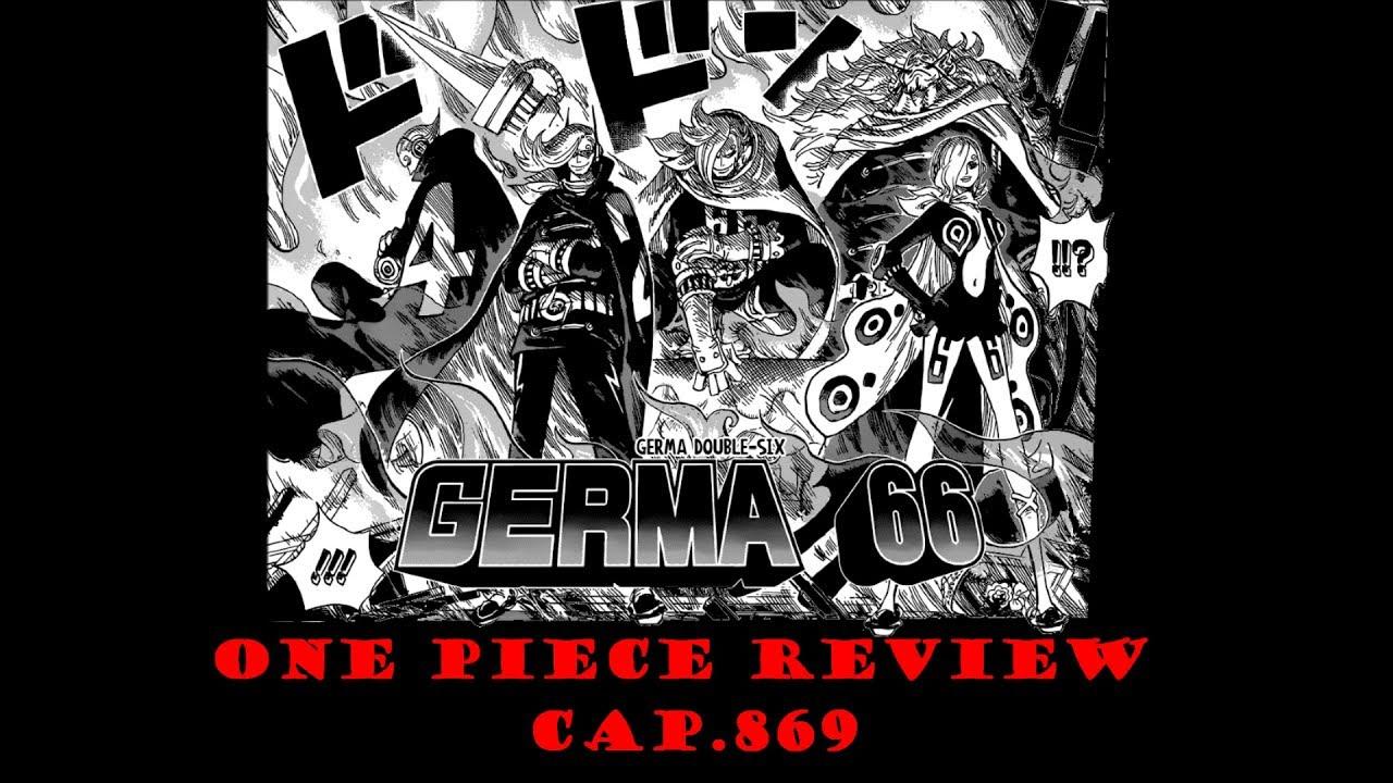 One Piece 869