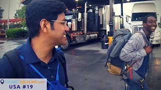 USA | Why people don't trust Hitchhikers!