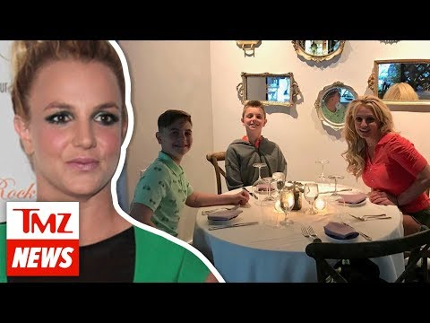 Britney Spears Reunites with Her Kids But Many Unresolved Mental Health Issues | TMZ NEWSROOM TODAY