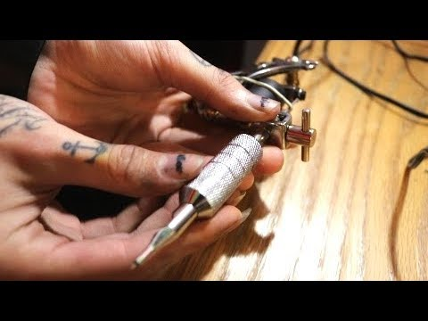 HOW TO TATTOO FOR BEGINNERS