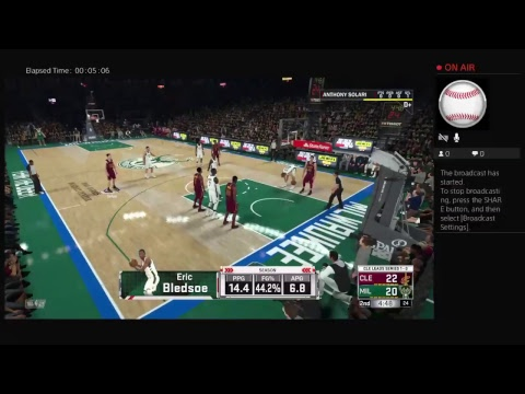 THE CLEVELAND CAVALIERS ARE IN THE POSTSEASON AGAIN | NBA 2K18 | MyCAREER MODE