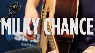 """Milky Chance """"Wrecking Ball"""" Miley Cyrus Cover // SiriusXM"""