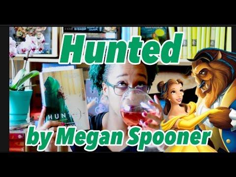 April Rain, Riesling, & Retellings | Hunted by Megan Spooner