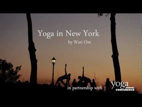 Yoga In New York: Part 2