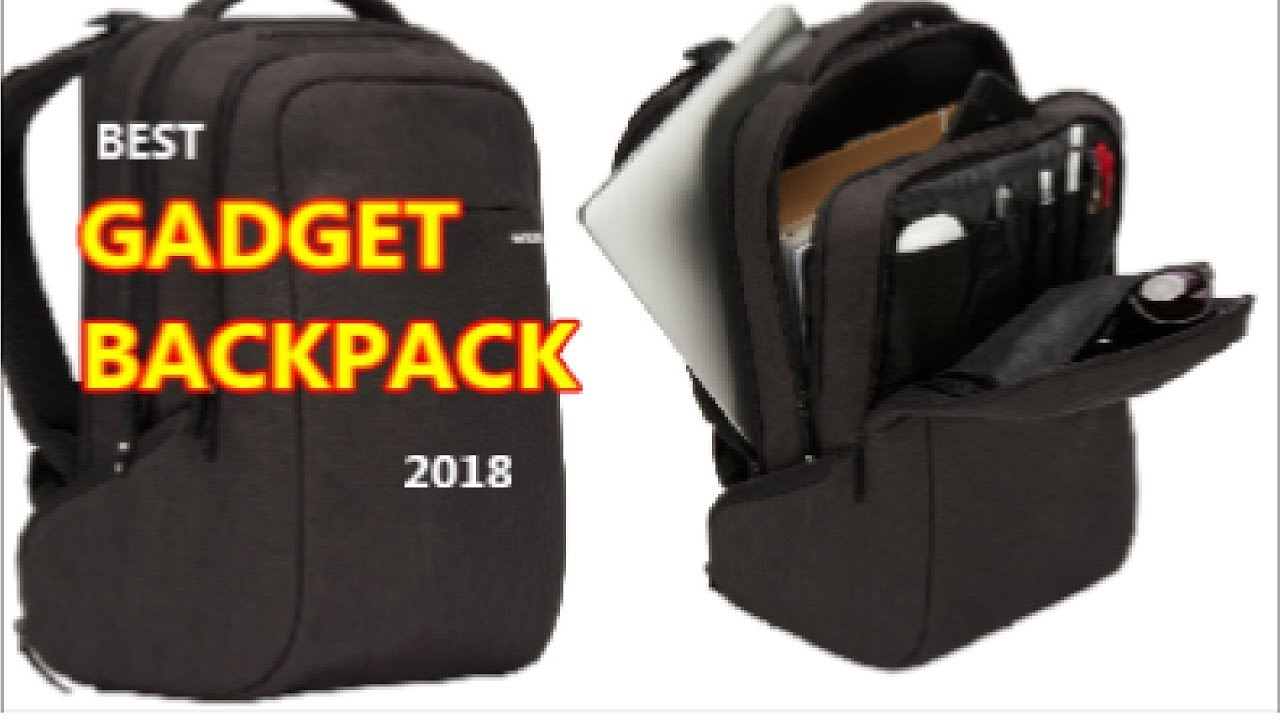 7785b4181891 Best Laptop Backpack for Gadget   Tech Lovers 2018 - YouTube