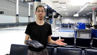 Sleeping at Houston Intercontinental Airport (IAH)