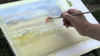 Successfull Summer Watercolour Landscapes With Robert Brindley RSMA