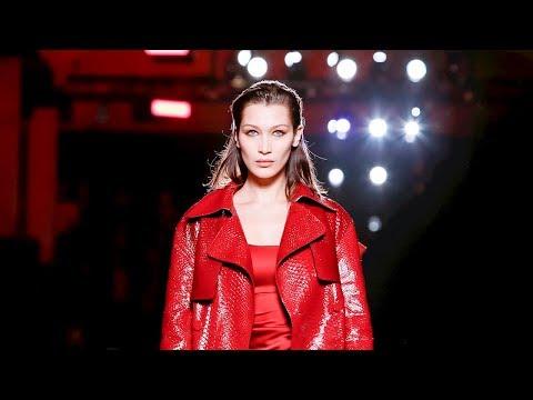 Roberto Cavalli   Fall Winter 2018/2019 Full Fashion Show   Exclusive