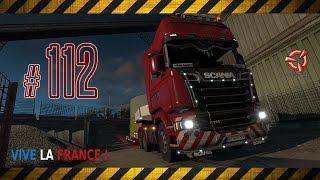 Euro Truck Simulator 2 DLC - ronda w sennym uścisku.