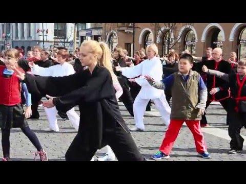World Tai Chi & Qigong day 2016 Vilnius