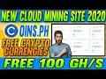 bitcoinsmine Cloud mining Free 250 GH/S