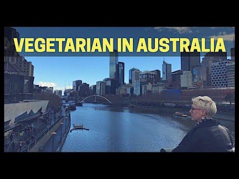 VEGETARIAN IN AUSTRALIA - VLOG - Melbourne working holiday