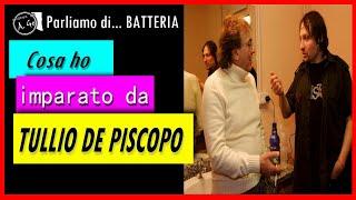 Cosa ho imparato da Tullio De Piscopo #08