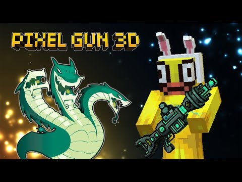 Pixel Gun 3D - #10 НУБ БЕЗ ДОНАТА 🌚 ИСКРОМЕТЧИК (389 серия)