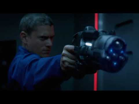 The Flash - Captain Cold (We Rabbitz ft Adam Christopher - Blue)