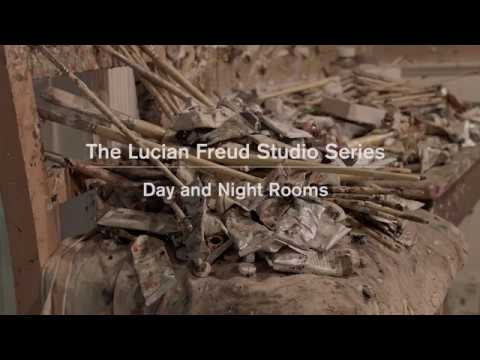 The Lucian Freud Studio Series: Day and Night Rooms