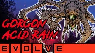 Baixar GORGON ACID RAIN!! Evolve Gameplay Stage Two (NEW EVOLVE 2019 Monster Gameplay)