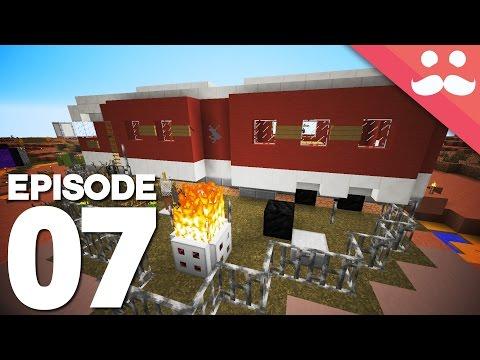 Hermitcraft 4: Episode 7 - Redstone...