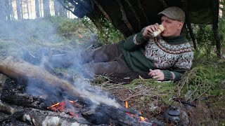 Shelter, Fire, and a Spruce Bough Bed - The Old North