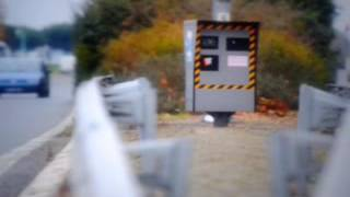 Un  retraité de Nice  trouve le moyen  de  brouiller  les  ondes  d' un radar routier