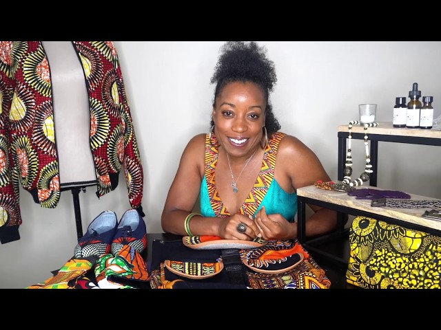 Kristine Alicia Mystery Box - Connecting fans and Black Small Businesses